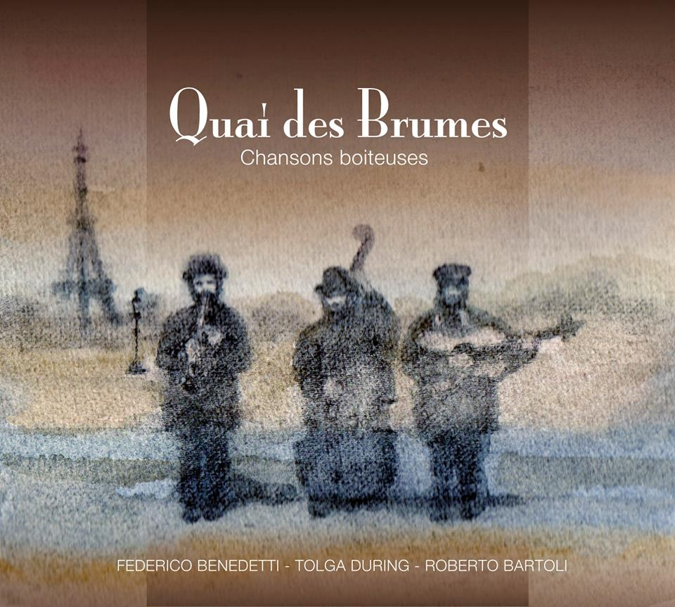 Quai des Brumes CD Chansons Boiteuses